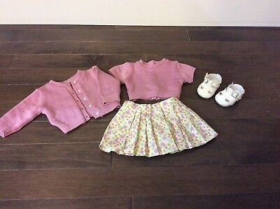 American Girl Kit Doll MEET Outfit