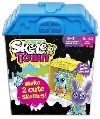 NEW Skeletown Creator Pack from Mr Toys
