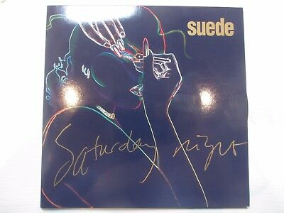 "Suede ‎– Saturday Night / Beautiful Ones, 2 × Vinyl, 7"", Single, Limited Edition"