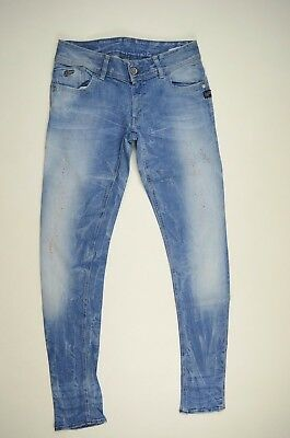 TOP! G-Star Raw LYNN SKINNY WMN W32 L34 Damen Jeans Hose Women Denim Pant 268