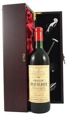 1969 Chateau Beausejour 1969 Vintage Red Wine