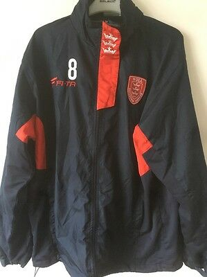 Hull Kingston Rovers Rugby League Coat Size Medium Good Condition