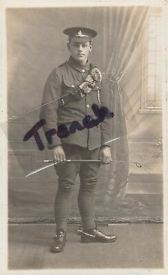"""Branton"" 17 year old HULL Royal Artillery Soldier, Super clear high gloss image"