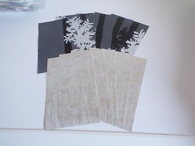 10X Special Wallpapers For Making Crafts/cards Etc 15X10 Cm (Wp74) New New