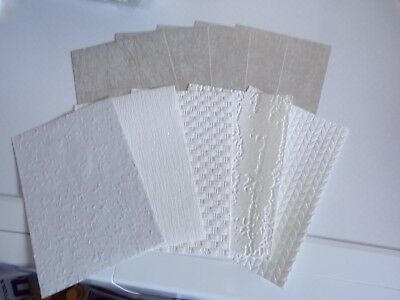 10X Special Wallpapers For Making Crafts/cards Etc 15X10 Cm (Wp79) New New