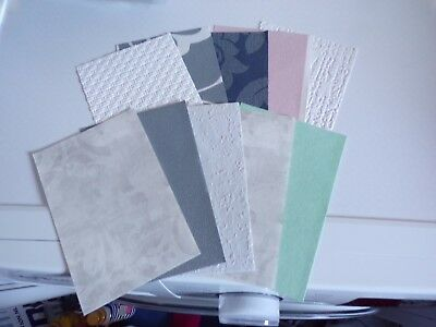 10X Special Wallpapers For Making Crafts/cards Etc 15X10 Cm (Wp82) New New