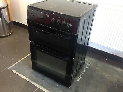 Beko single oven and grill