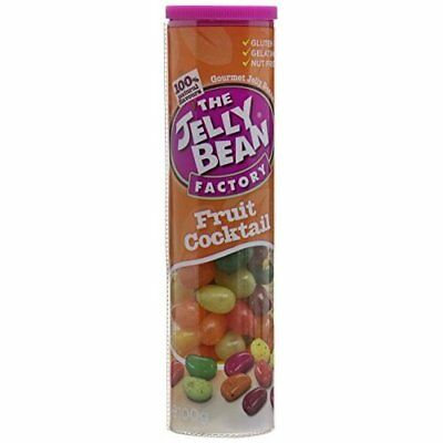 The Jelly Bean Factory Mixers - Fruit Cocktail 100 g (Pack of 6)