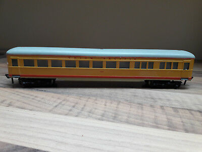 Fleischmann Union Pacific 1421 Personenwaggon Made in US Zone