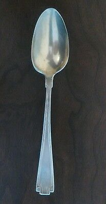 "Antique GORHAM ETRUSCAN Sterling Teaspoon 5 3/4"" Rare No Mono Pat. 1913"