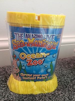Sea Monkeys. Grow Your Own Pets Low Maintenance Pets. BRAND NEW