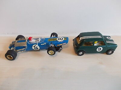 Vintage Scalextric  Models X 2  1960's/70's