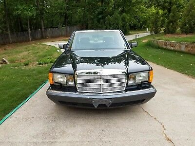 1991 Mercedes-Benz 300-Series  mercedes-benz 350-series