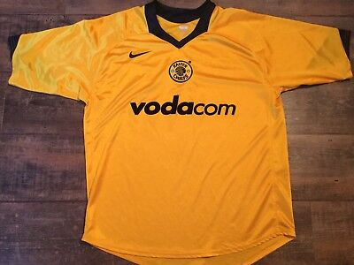 2004 2005 Kaizer Chiefs Football Shirt Adults Large Jersey South Africa