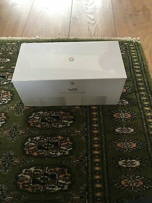 GOOGLE WiFi Whole Home System - Twin Pack,