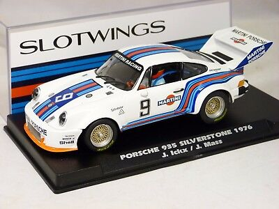 W065-04 Slotwings Porsche 935 Silverstone 1976 - J.Ickx & J.Mass - New & Boxed