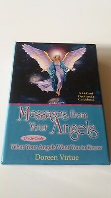 Doreen Virtue Messages From Your Angles Oracle Cards