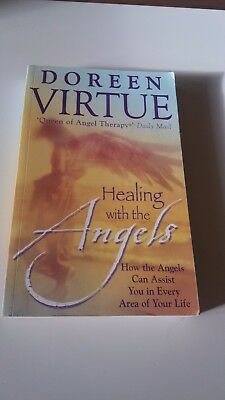 Doreen Virtue Healing With The Angels Book