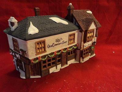 "Dept 56 ""The Old Curiosity Shop"" # 59065-6 Dickens Village  Series"