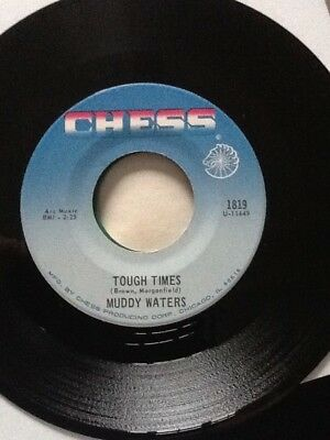 Muddy Waters Tough times / Going home US chess
