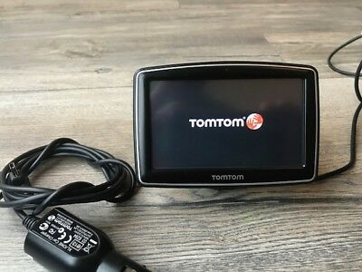 "TOMTOM XL N14644 5"" Sat Nav In Car GPS UK and Europe maps"