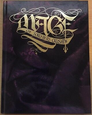 Mage The Sorcerers Crusade - Core Rule Book - White Wolf WW4800