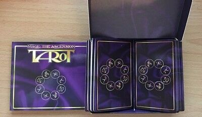 Mage The Ascension - Tarot Deck - WW4020 - Complete