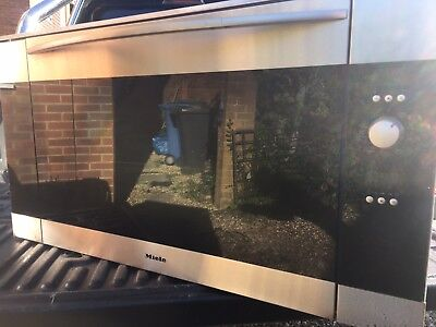 Miele electric oven