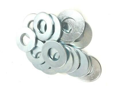"1"" T4 TABLE 4 HP BS 3410 ZINC PLATED IMPERIAL WASHERS HEAVY DUTY (ID 26mm)"