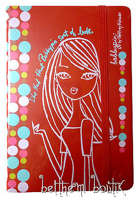 Goth : Carnet de Notes bobbypin by Jeffrey Fulvimari ROUGE Quo Vadis gothique