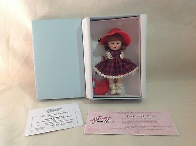 Scarce! 2005 NRFB Reproduction 1956 Vogue Ginny Merry Moppets 1,000 Made...