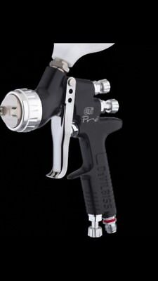 DeVILBISS GTI Pro Spray gun Black
