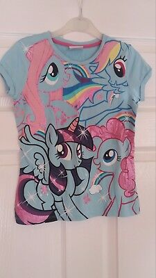 Girls My Little Pony Top age 8-9