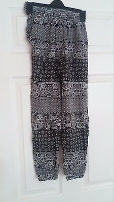 Girls Trousers by H&M age 9-10