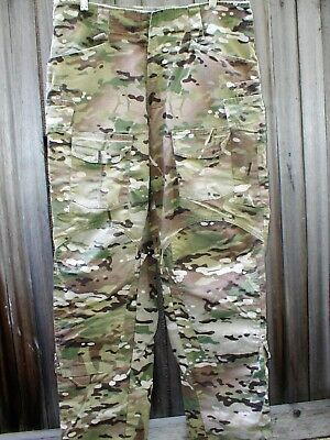 Authentic Crye Precision G3 Combat Pants Multicam 34 Regular Used Made in USA