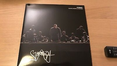 Stormzy 'Gang Signs & Prayer' Double Heavyweight Vinyl *** SIGNED *** ltd to 500