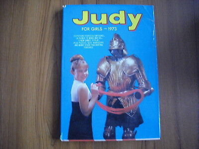 Judy For Girls - Annual 1973