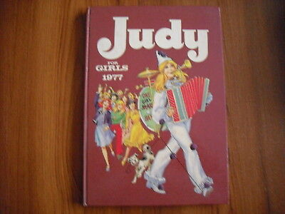 Judy For Girls - Annual 1977