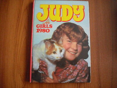 Judy For Girls - Annual 1980