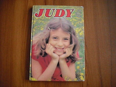Judy For Girls - Annual 1983