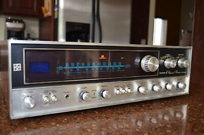 Pioneer QX 4000- Nice Cosmetic Condition- Parts or Repair- Left Channel Out