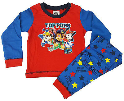 Paw Patrol Baby Pyjamas. Ages 6-9, 9-12,12-18 and 18-24 Months