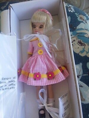 Tonner 8 inch Miss Smarty Annestell Convention Doll 2011