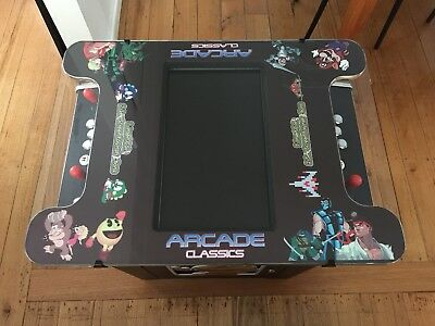 Cocktail (table top) arcade with 1886 games on it!