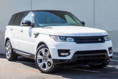 2015 Land Rover Range Rover Sport Sport Supercharged HSE Certified-LIMITED Edition-Rare find-Dynamic pack-Tan interior