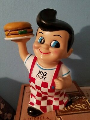 Collectible 2001 Bob's Big Boy Piggy Bank