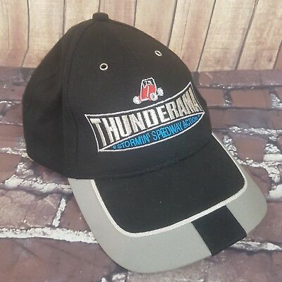 Thunderama Stormln Speedway Action Cap Hat Adjustable Size 1 Size Fits All