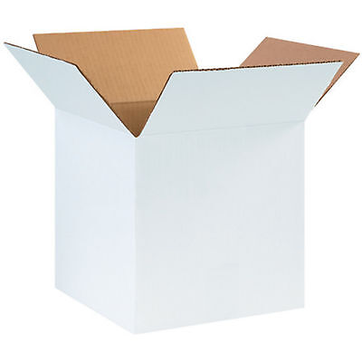 White Shipping Boxes LC - Many Sizes Available