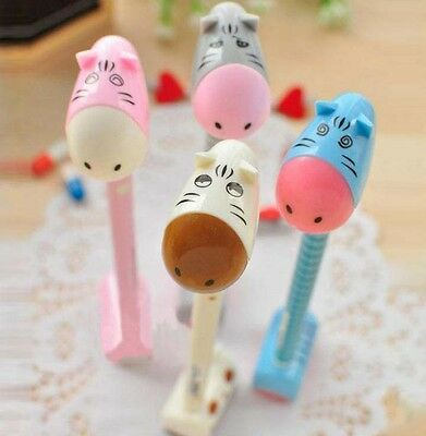 1PC Randomly Cartoon Stitch Novelty Ball Point Pen Office Stationery Writing Pen