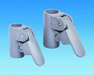 Awning / Tent Pole Adjuster Clamp  -  19mm - 22mm  x2 clamps -   6999180